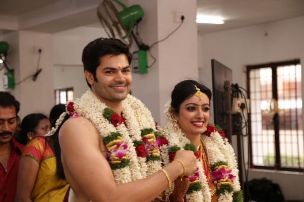 Ganesh Venkatram - Nisha Wedding Stills (11)